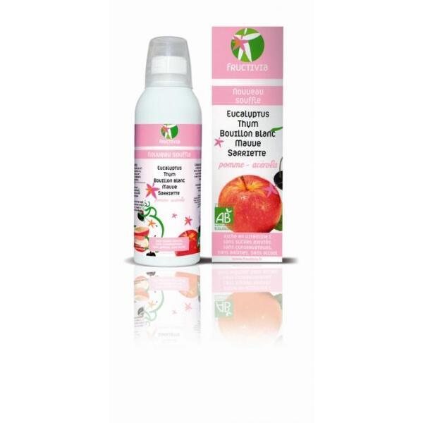 Cure nouveau souffle Bio Fructivia