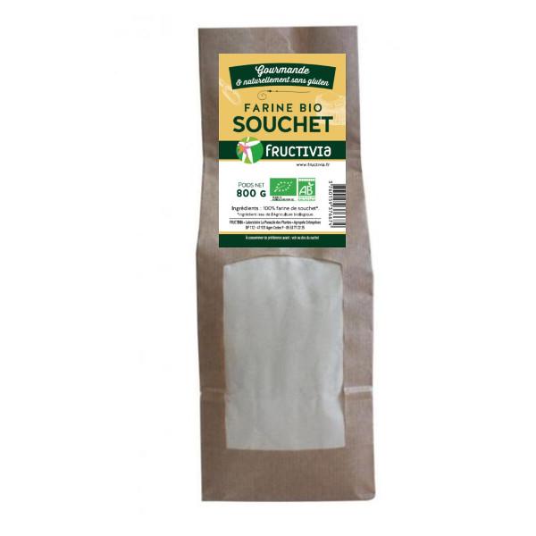 Farine de Souchet Bio 800g