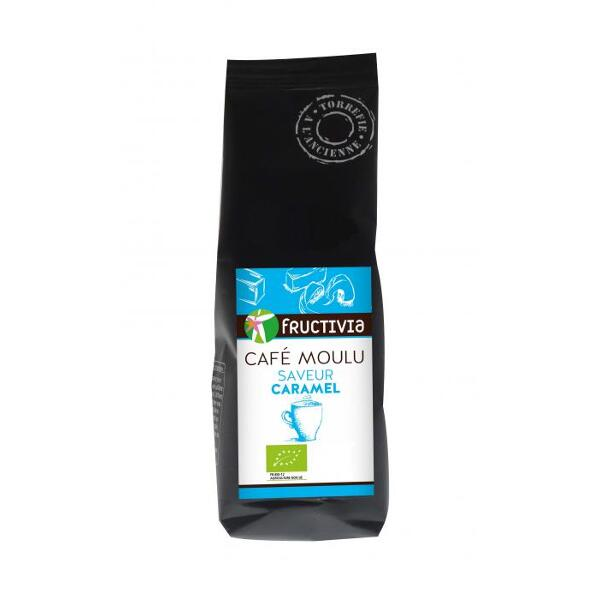 café saveur caramel bio