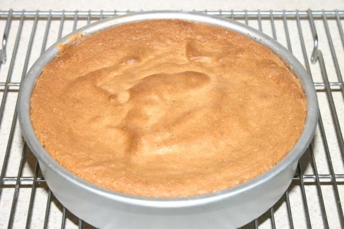Gâteau aux agrumes