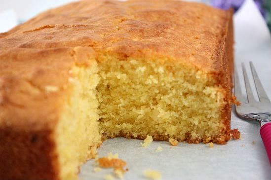 Gâteaude semoule
