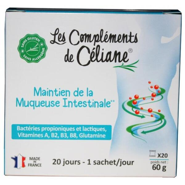 complement alimentaire intestinal