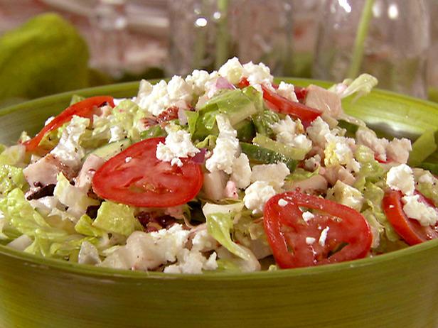 Salade méditerraen