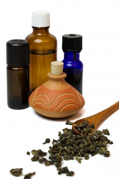 Matériel pour les huiles essentielles