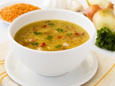 Soupe de légume
