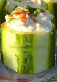bouché de concombre