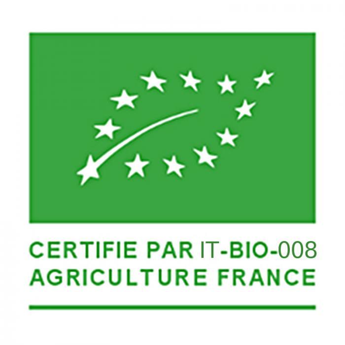 Produit Bio certifié IT-BIO-008
