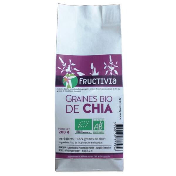 graines de chia bio fructivia