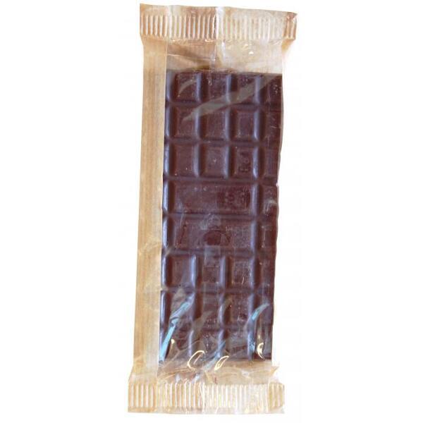 Chocolat au lait au xylitol 45g. teneur en cacao 44%