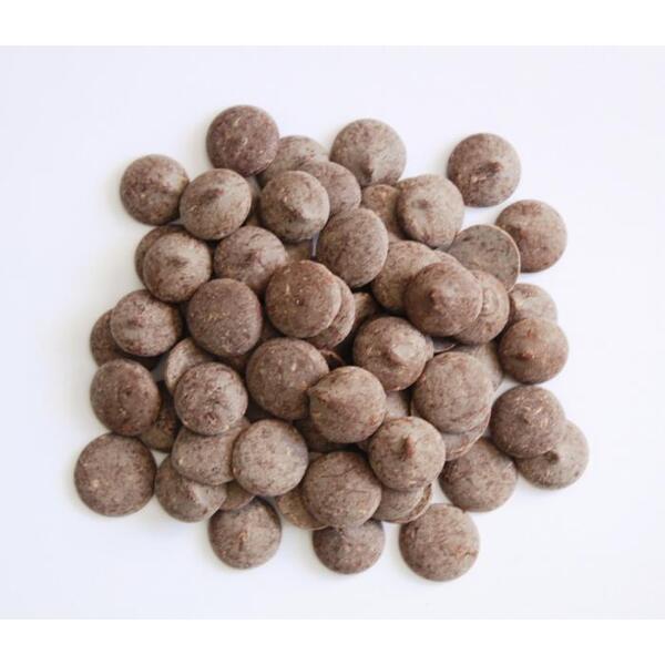 Chocolat noir criollo de couverture bio
