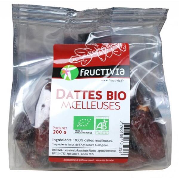 dattes moelleuses bio fructivia