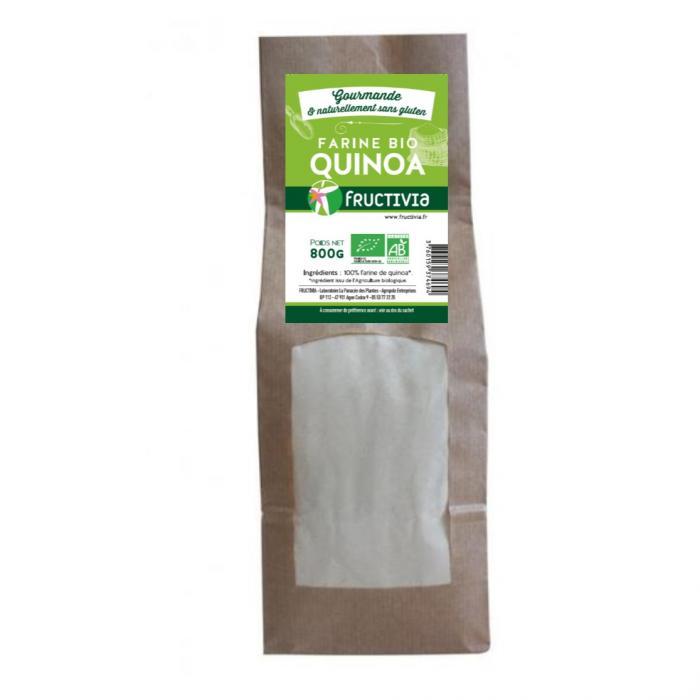 Farine de quinoa bio* 800g