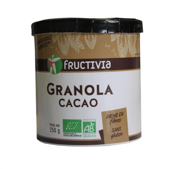 granola cacao bio
