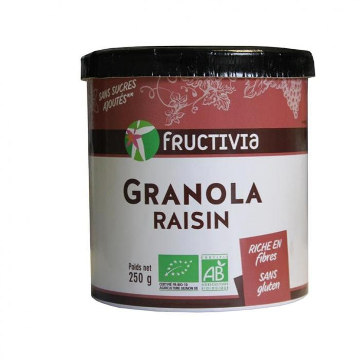 granola raisin bio