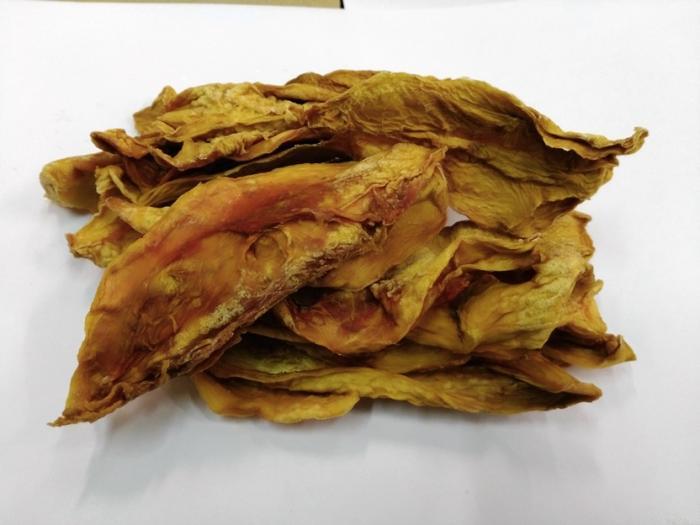 Lamelles de papaye bio