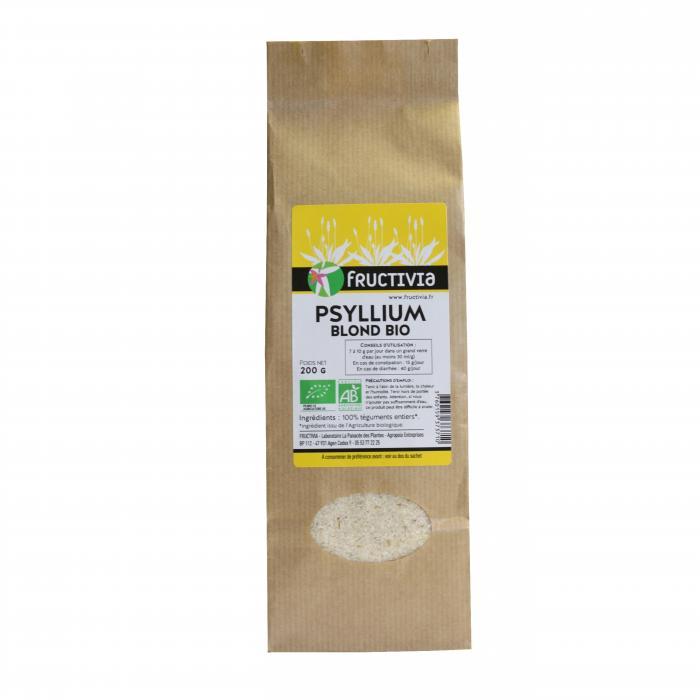 psyllium bio fructivia