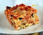 image de lasagne au légume